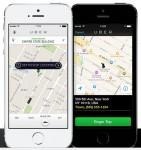 работа водителем убер uber такси