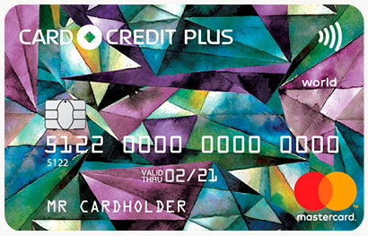 card credit plus кредит европа банк кэшбэк